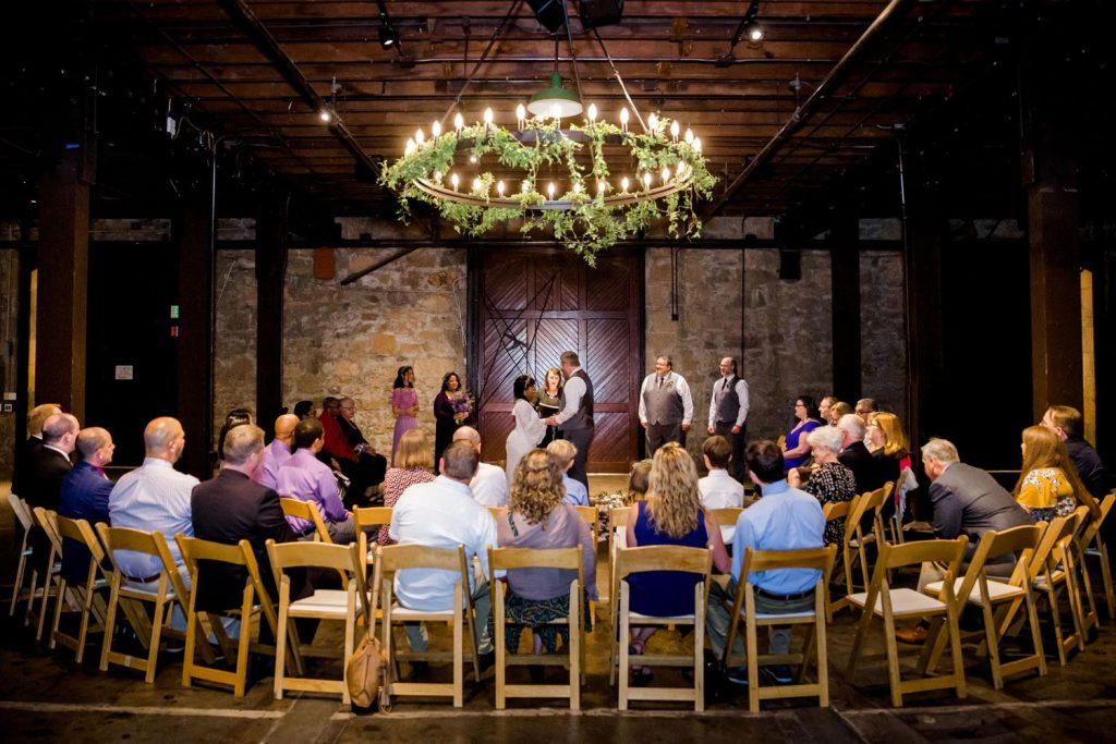 Beautiful Summer Solstice Wedding at CIA Greystone